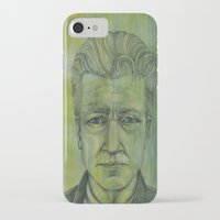 lynch iPhone & iPod Cases featuring Lynch by musentango87
