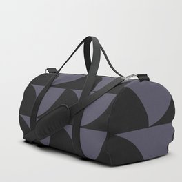 Cleo Pattern - Midnight Duffle Bag