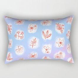flowers 8 Rectangular Pillow