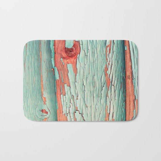 Old Wood 08 Bath Mat