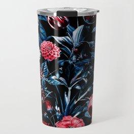 EXOTIC GARDEN - NIGHT X Travel Mug