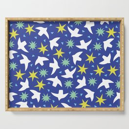 edge & peace Serving Tray