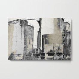 industriality Metal Print