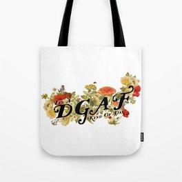 DGAF Day Tote Bag