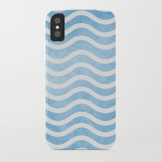 Waves. iPhone X Slim Case