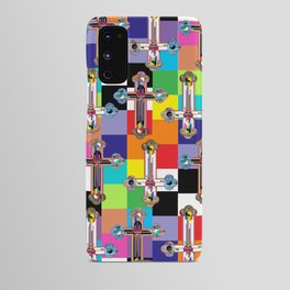 Jesus is The New Pattern 2 Android Case