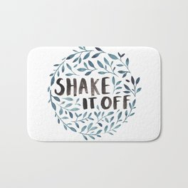 Shake It Off Bath Mat
