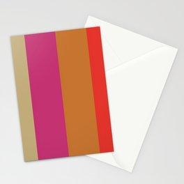 MEMORY: (M)agenta (E)cru (M)agenta (O)chre (R)ed (Y)ellow. Stationery Cards