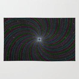 Interstellar Threads Rug