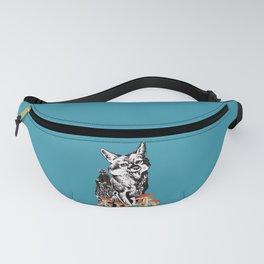 Blue Fox Fanny Pack