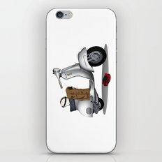 Vespa GS & Casual Stuffs iPhone & iPod Skin