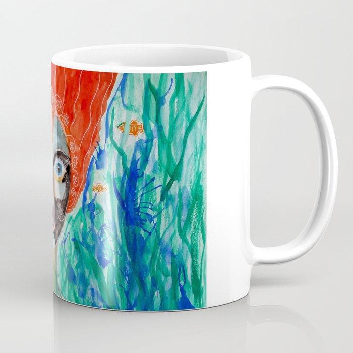 Nixe Kaffeebecher