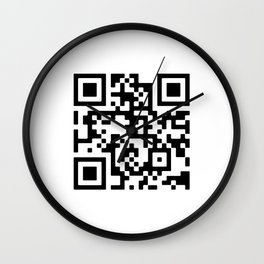 Pornhub Wall Clock