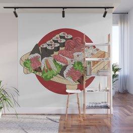 Susi Wall Mural