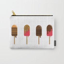 Summer Popsicles Carry-All Pouch