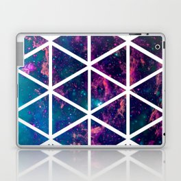 GALAXY TRIANGLES Laptop & iPad Skin