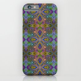 Tryptile 23 (repeating 1) iPhone Case