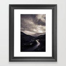 For Adams Framed Art Print