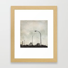 Urbania Four Framed Art Print