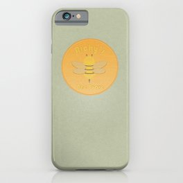 Bee Suave iPhone Case