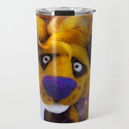 Lionel the Lion Travel Mug