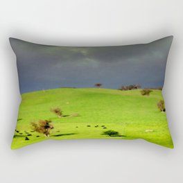 Ominous Rectangular Pillow