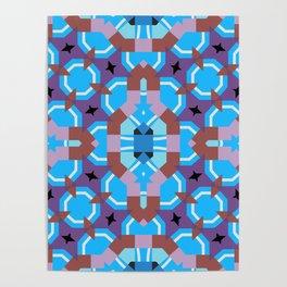blue sleep Poster