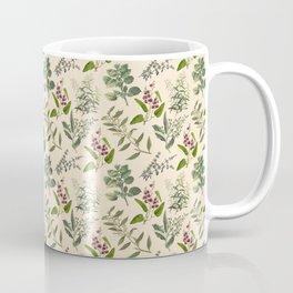 HERB GARDEN & CHAMPAGNE  Coffee Mug