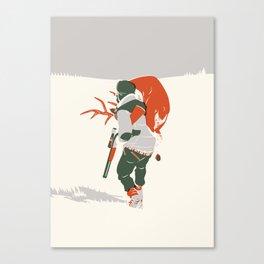 Bringing Back The Kill Canvas Print