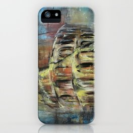 Abstract Rome iPhone Case