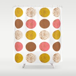 Conchas Shower Curtain
