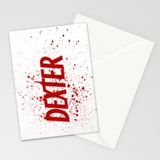 Dexter#01 Stationery Cards