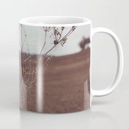 Close up of Christmas lights Coffee Mug