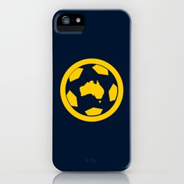 Australia (World Cup 2018) iPhone Case