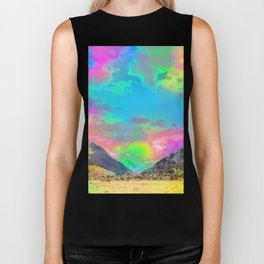Truly High Mountains Biker Tank