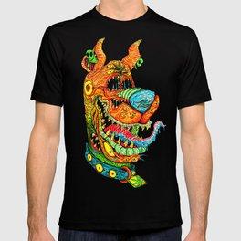Trippy Dog T-shirt