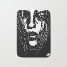 """""""SOLIVAGANT"""" art by weart2.com Bath Mat"""