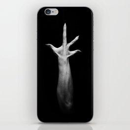 Hand iPhone Skin