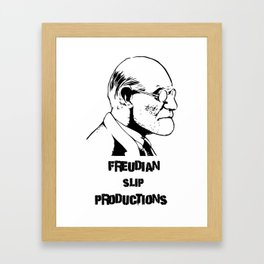 Freud Framed Art Print