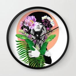 Phedora Wall Clock