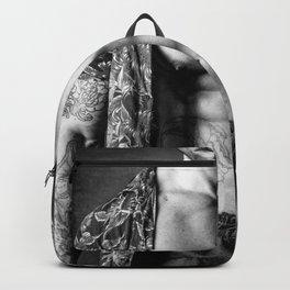 Men physique Backpack