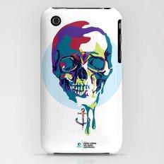 mares calmos não fazem marinheiros_zero um iPhone (3g, 3gs) Slim Case