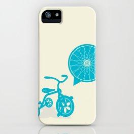 SPOKE iPhone Case