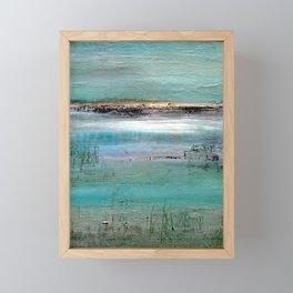 Baie de Somme Framed Mini Art Print