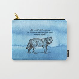 White Fang - Jack London Carry-All Pouch