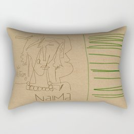 Naima Rectangular Pillow