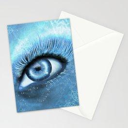 Winter Eye Stationery Cards