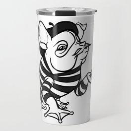 Rare Breed - French Bullfrog Travel Mug