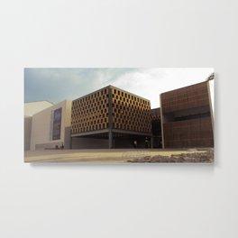 Palau de Congressos Metal Print