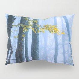 Mysterious Woods Pillow Sham
